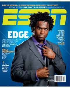 September 25, 2006 - Edgerrin James