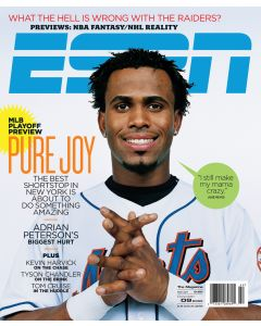 October 9, 2006 - Jose Reyes