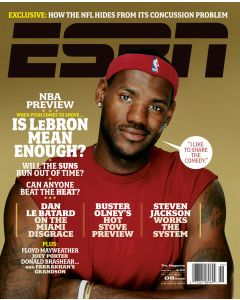 November 6, 2006 - Lebron James