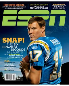 December 4, 2006 - Philip Rivers