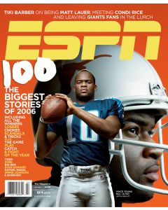 January 1, 2007 - Vince Young