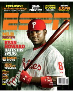 April 9, 2007 - Ryan Howard