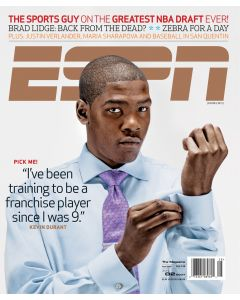 July 2, 2007 - Kevin Durant