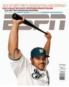 August 13, 2007 - Prince Fielder