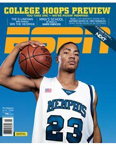 November 19, 2007 - Derrick Rose