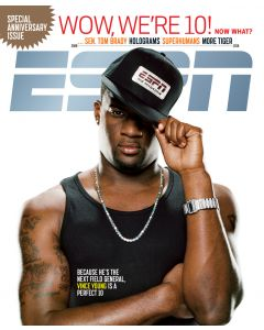 1998-2008 10th Anniversary -  Vince Young