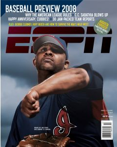April 7, 2008 - C.C. Sabathia