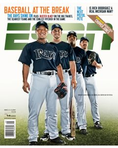 July 14, 2008 - Tampa Bay Devil Rays