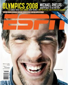 August 11, 2008 - Michael Phelps