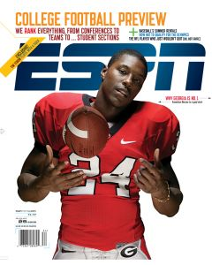 August 25, 2008 - Knowshon Moreno