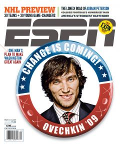 October 6, 2008 - Alexander Ovechkin