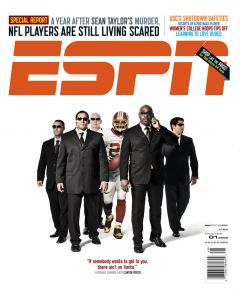 December 1, 2008 - Clinton Portis