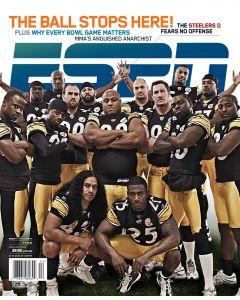 December 29, 2008 - Pittsburgh Steelers