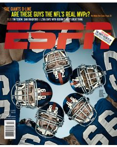 January 12, 2009 - New York Giants