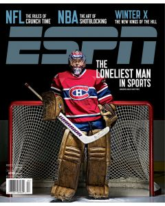 January 26, 2009 - Carey Price