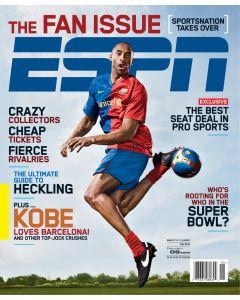 February 9, 2009 - Kobe Bryant