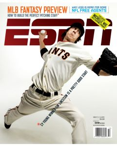 March 9, 2009 - Tim Lincecum