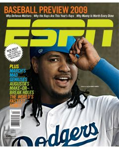 April 6, 2009 - Manny Ramirez