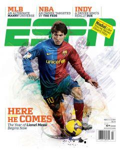 June 1, 2009 - Lionel Messi