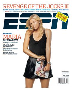 June 29, 2009 - Maria Sharapova