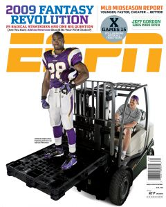 July 27, 2009 - Adrian Peterson