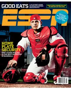 August 10, 2009 - Yadier Molina