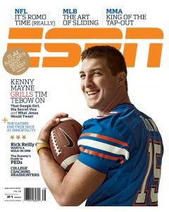 September 21, 2009 - Tim Tebow