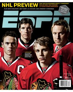October 5, 2009 - Chicago Blackhawks