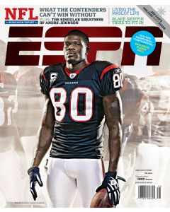 November 30, 2009 - Andre Johnson