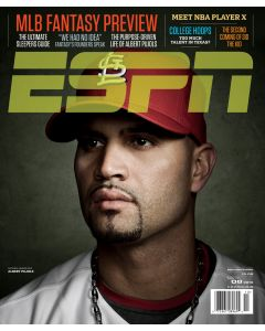 March 8, 2010 - Albert Pujols