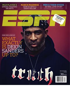 March 22, 2010 - Deion Sanders