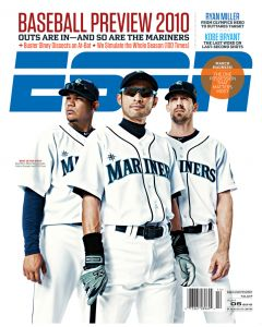 April 5, 2010 - Ichiro Suzuki, Cliff Lee, Felix Hernandez