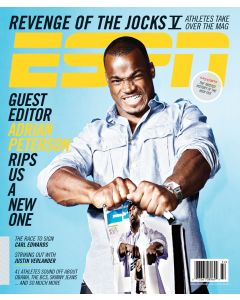 August 8, 2011 - Adrian Peterson