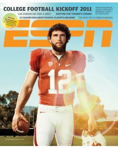 August 22 2011 - Andrew Luck