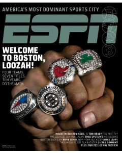 October 3, 2011 - Boston Rings