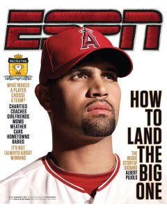 February 6, 2012 - Albert Pujols
