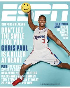 February 20, 2012 - Chris Paul