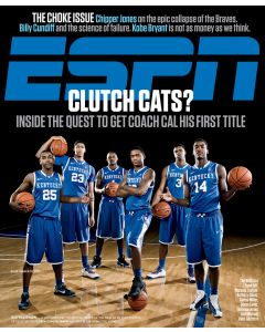 March 19, 2012 - Kentucky Wildcats