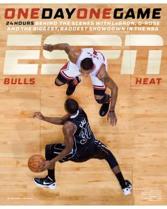 April 16, 2012 - Derrick Rose, Norris Cole