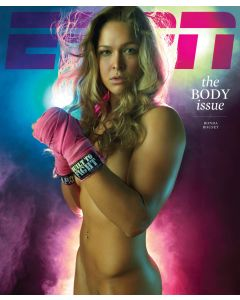 July 23, 2012 - Ronda Rousey