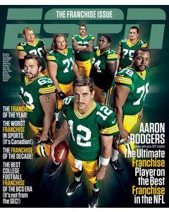 September 17, 2012 - Green Bay Packers