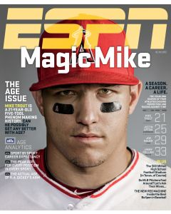 October 1, 2012 - Mike Trout