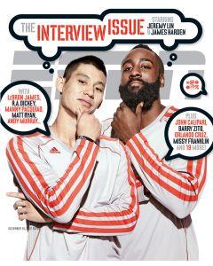 December 10, 2012 - Jeremy Lin, James Harden