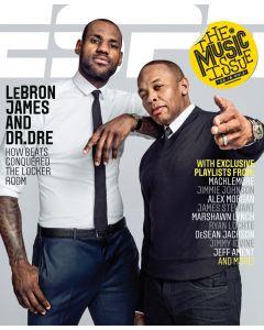 February 18, 2013-Dr. Dre, Lebron James