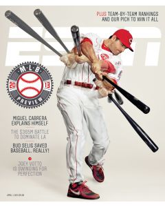 April 1, 2013-Joey Votto