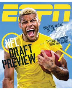 April 29, 2013-Tyrann Mathieu