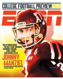 August 19, 2013 - Johnny Manziel
