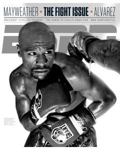 September 16, 2013 - Floyd Mayweather