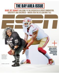 October 14, 2013 - Colin Kaepernick