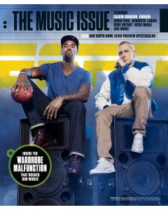 February 3, 2014 - Calvin Johnson, Eminem